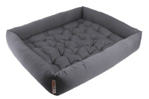 Petwell by Vedea® Original 2in1 Luxus Hundebett + Kissen